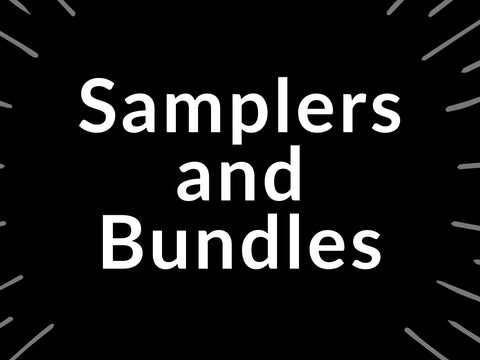 Samplers, Bundles & More