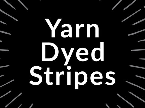 Yarn Dyed Stripes