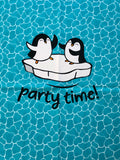 Party Time Penguins Kid's Panel
