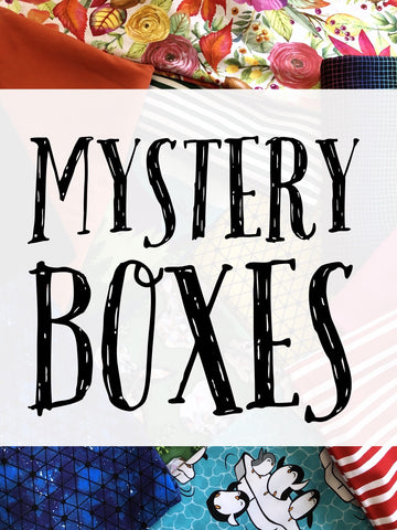Big 'Ol Mystery Boxes