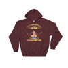 Double Bottom Formation Hooded Sweatshirt