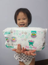 Taped Diapers Talker XL 12kg - 18kg (12 Pieces)