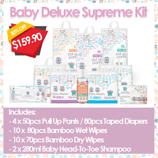 Baby Deluxe Supreme Kit