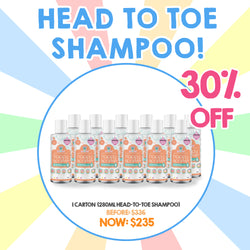 30% OFF 1 carton (12 Bottles) @$235 + FREE DELIVERY