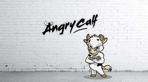 Angry Calf Crossfit Equipment Wallpaper