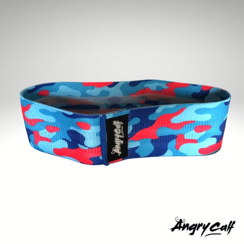 """Feeling Blue"" - Angry Calf Booty Bands"