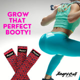 """Lady in Red"" - Angry Calf Ultimate Booty & Resistance Bands Value Pack"