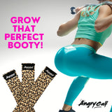 """Leopard Queen"" - Angry Calf Ultimate Booty & Resistance Bands Value Pack"