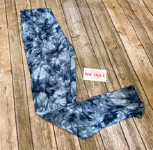 Marble Tie Dye Yoga Leggings