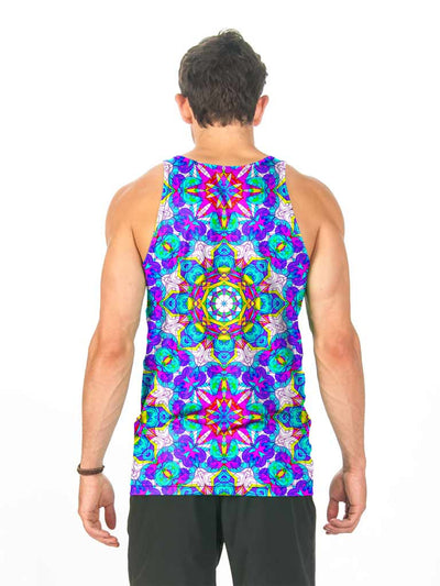Ocean's Heart Men's Tech Tank