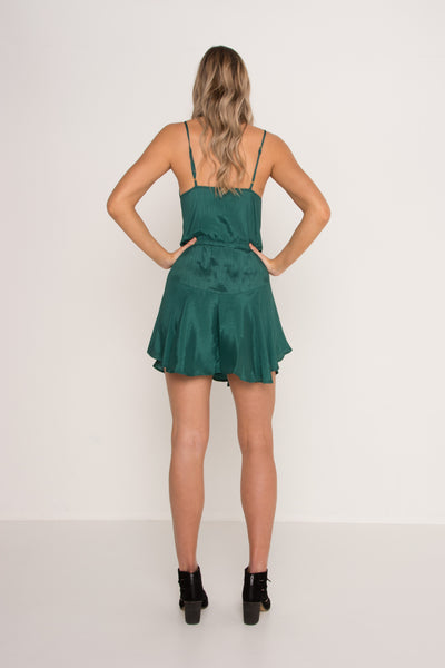 Emerald Envy Dress