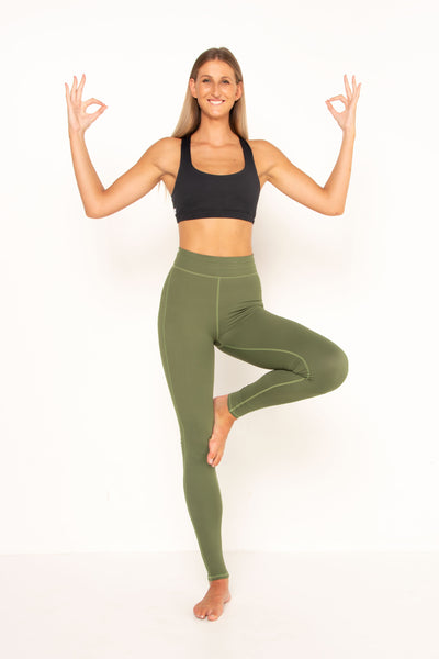 long-tall-khaki-stretch-leggings-sports-active-wear-yogo-pose-supportive-flattering