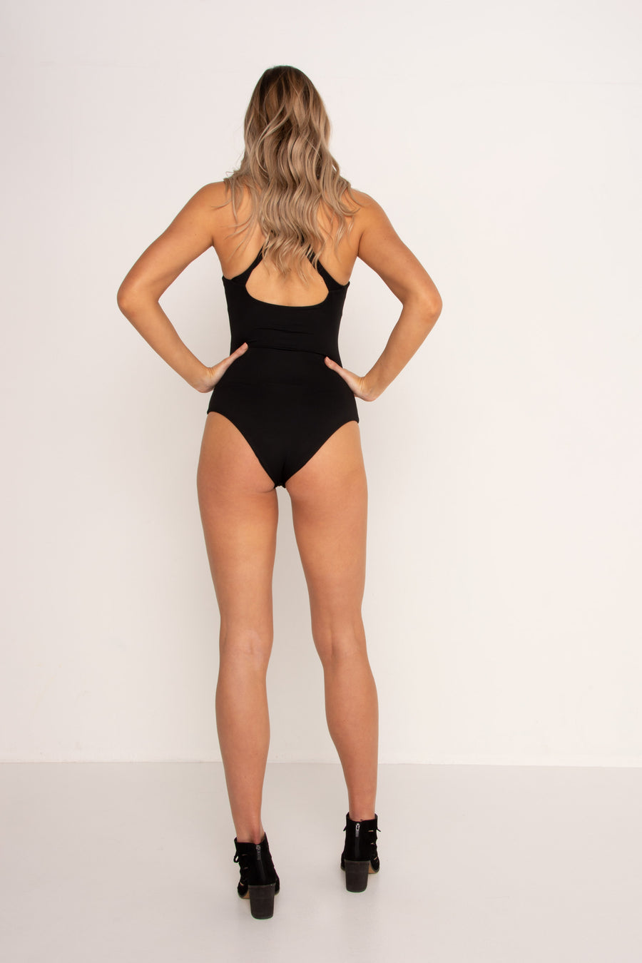 Stretch Cut Out Bodysuit