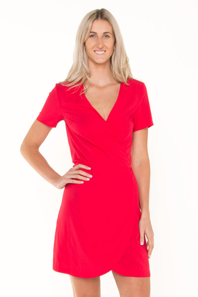 red-wrap-dress-worn-on-tall-woman