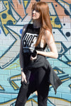 tall-redhead-wearing-black-tank-with-HOF-logo