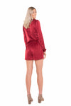 Raspberry-Cross-Over-Long-Sleeve-Playsuit-full-body-side-view