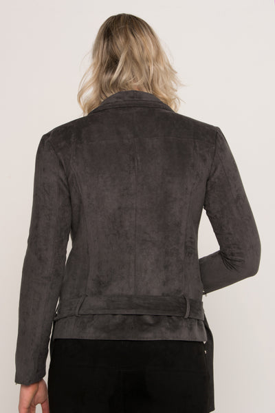 tall-faux-suede-jacket-close-back-charcoal-zipped-cuffs-street-wear-outwear-flattering