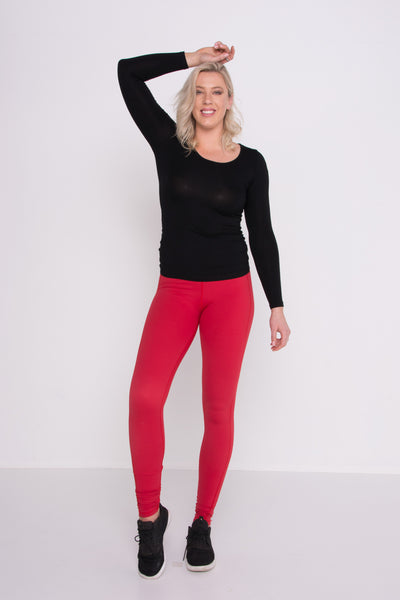 tall-woman-long-red-leggings