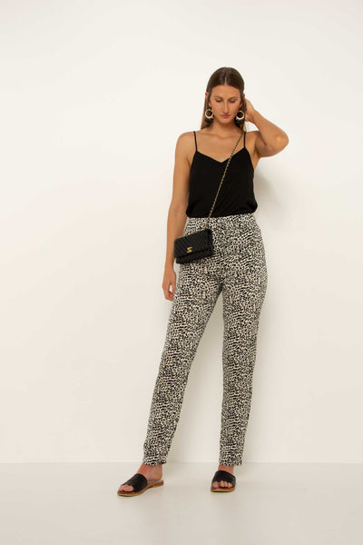 womens-long-tall-high-waisted-leopard-trousers-stretch-waistband