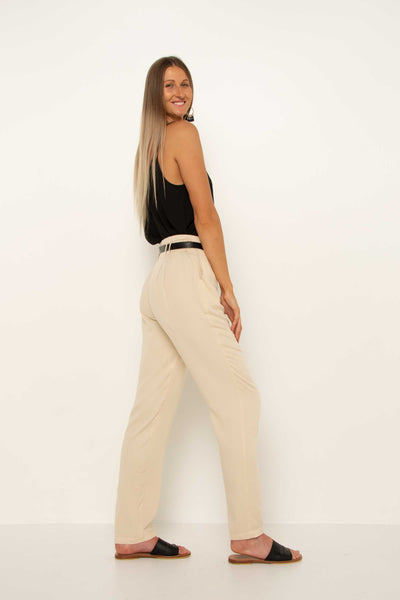long-tall-cream-tapered-pant-work-trouser-evening-long-stretchy-waist