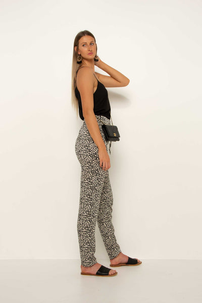 long-tall-womens-luxe-leopard-pattern-trousers- day-time-glamour-soft-light-fabric