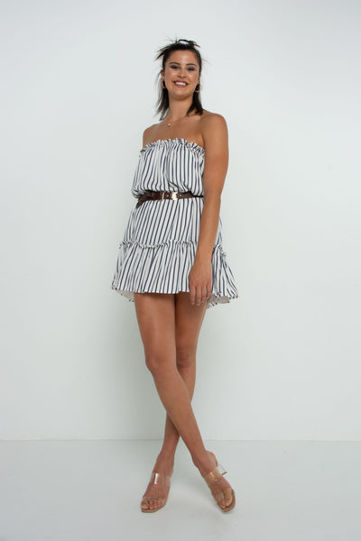 Saint Tropez Bow Tie Dress