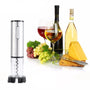 Rechargeable Stainless Steel Wine Bottle Opener