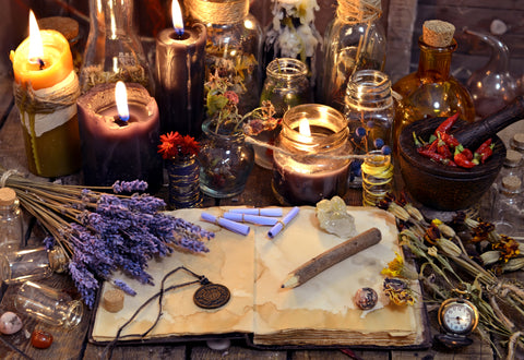 The Elemental Magic of Essential Oils & Plants Accredited Masterclass