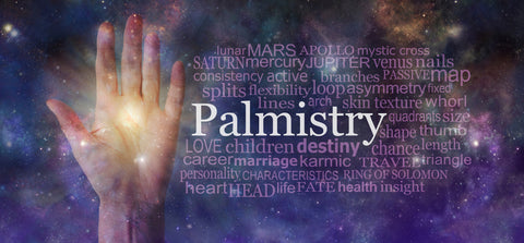 Palmistry Masterclass Astrology by Melody