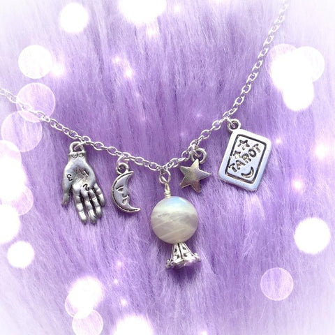 Magic Fortune Teller Necklace