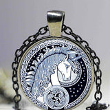 Unicorn Mythical Fantasy Necklace - Her Majesty's Goods