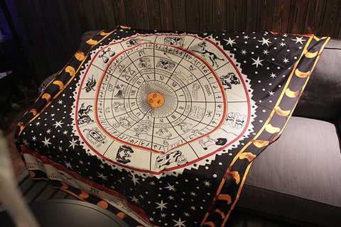 Astrology Tapestry/Tablecloth/Decoration