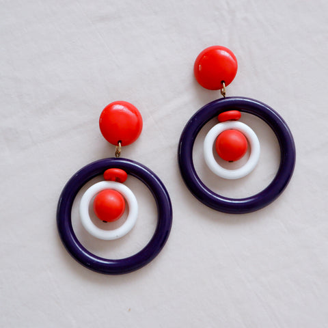 Vintage 70's Earrings