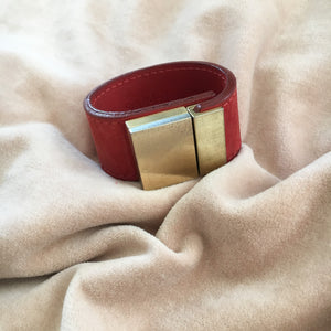 Suede Cuff by Benah