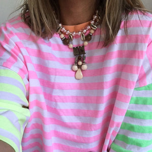 Vintage Aztec Necklace