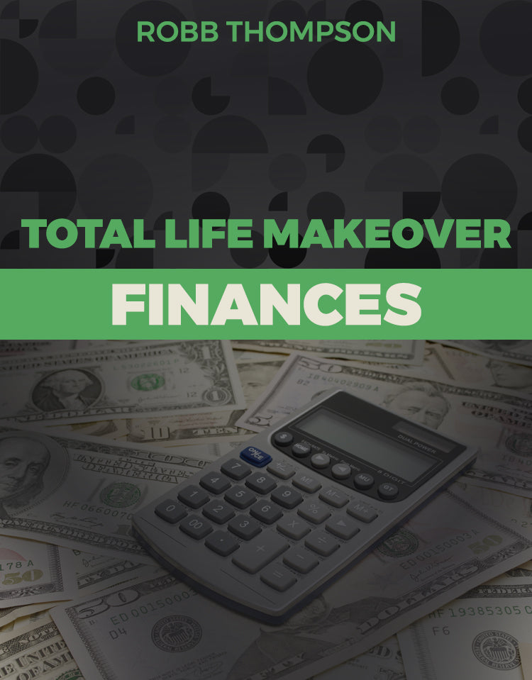 Total Life Makeover - Finances Audio