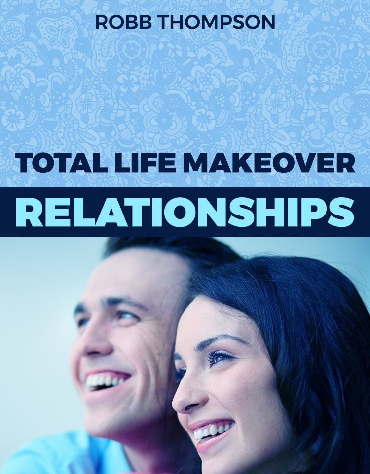 Total Life Makeover - Relationships Audio