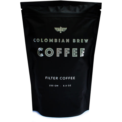 Colombian Brew: Filter Coffee: 250g x 3