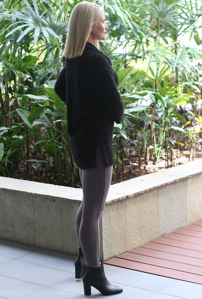 5053 Long Tights - Bark