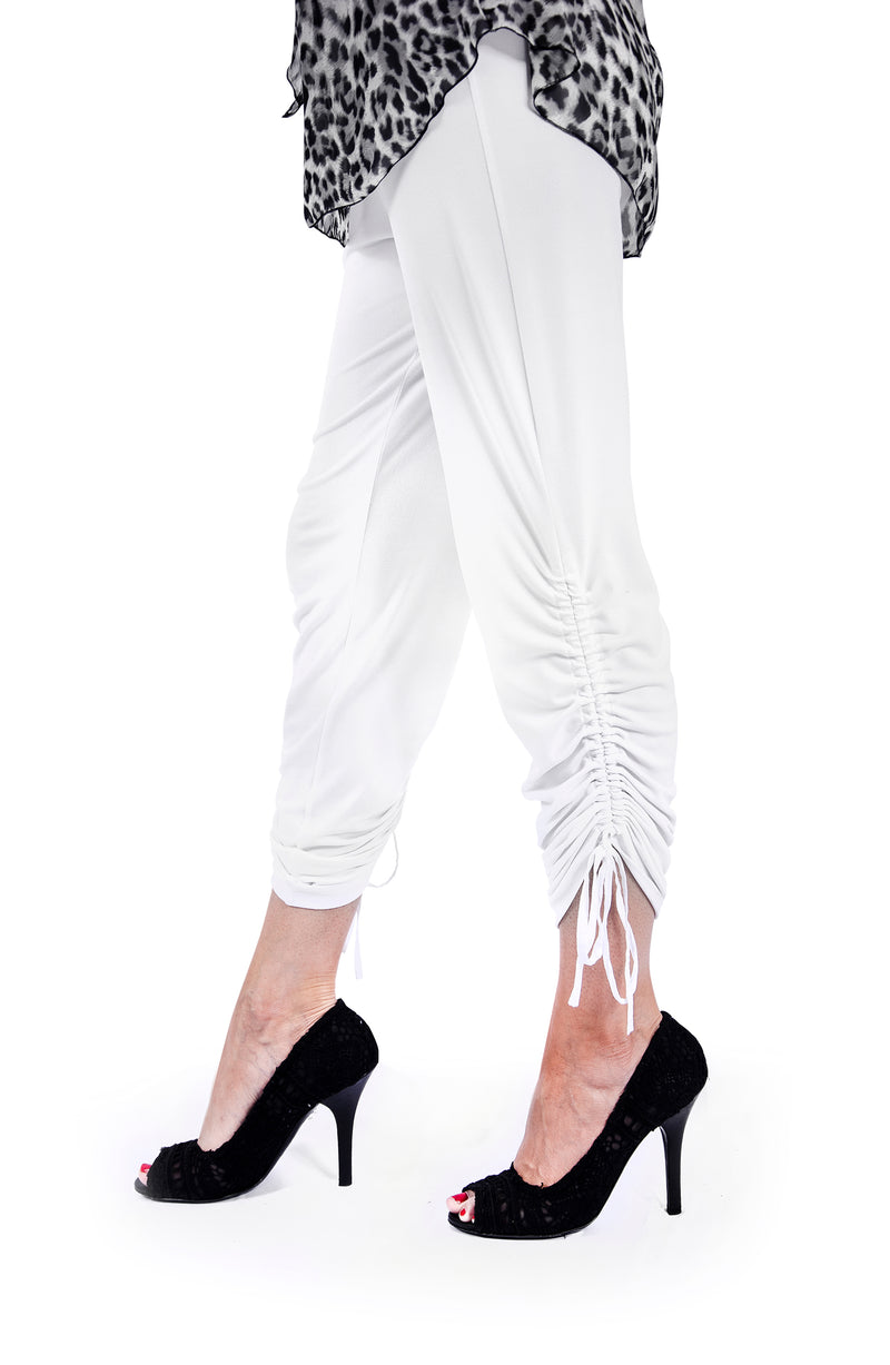 IT0027 - Envy Laced Pant - White