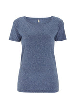 EarthPositive® Womens Special Organic Yarn Effect Tee