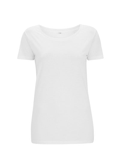 Continental® Women's Bamboo Open Neck Tee