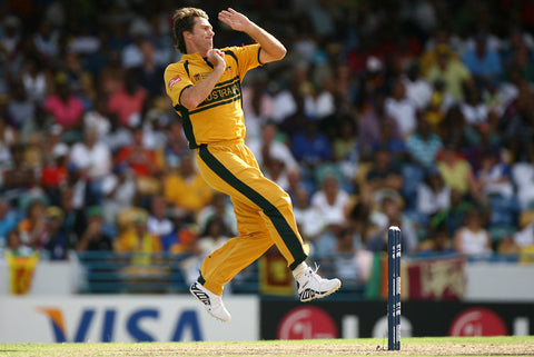 Glenn McGrath type 1
