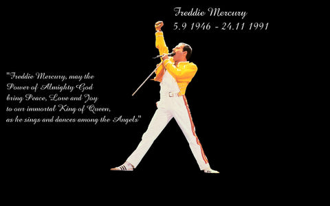 Freddie Mercury_Queens Quote