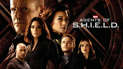 Agents of shield Type 1