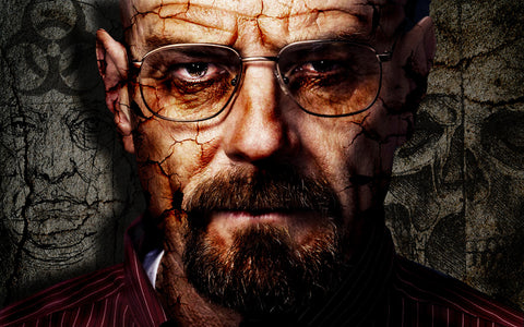Breaking Bad Heisenberg Scary