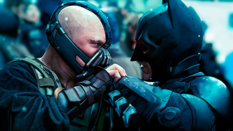 Batman Vs Bane The Dark Knight Rises