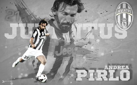 Andrea Pirlo - The Free Kick Master