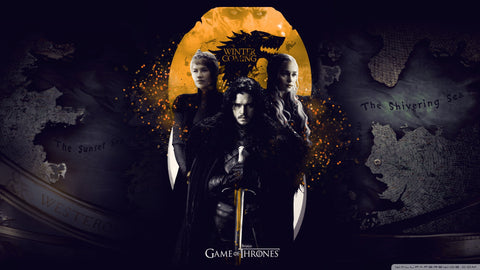 Game of Thrones Season 8 Poster Type 7