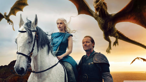 Game of Thrones Season 8 Poster Type 8